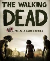 The Walking Dead: Episode 3 - Long Road Ahead dvd cover