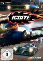 Ignite - The Race Begins dvd cover