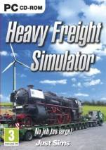 Heavy Freight Simulator dvd cover