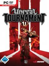 Unreal Tournament III dvd cover