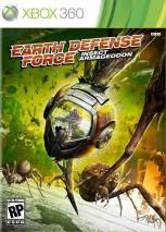 Earth Defense Force: Insect Armageddon dvd cover