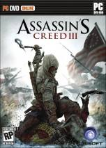 Assassins Creed III dvd cover