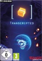 Transcripted dvd cover
