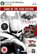 Batman: Arkham City (Game of the Year Edition) poster