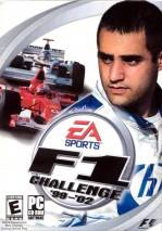F1 Challenge '99-'02 dvd cover