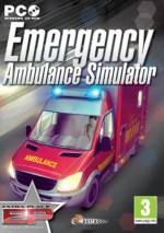 Emergency Ambulance Simulator dvd cover