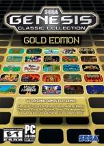 Sega Genesis Classic Collection: Gold Edition dvd cover