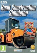 Road Construction Simulator dvd cover