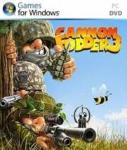 Cannon Fodder 3 dvd cover