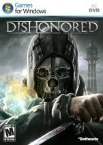 Dishonored dvd cover