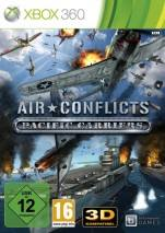 Air Conflicts: Pacific Carriers  dvd cover