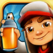 Subway Surfers dvd cover