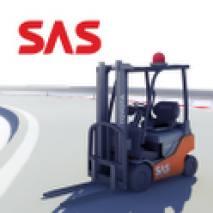 Forklift Challenge dvd cover