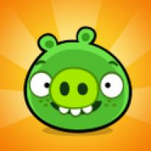 Bad Piggies dvd cover