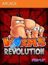 Worms Revolution dvd cover