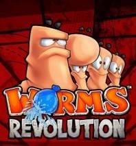 Worms Revolution cd cover