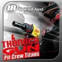 Thunder Gun Pit Crew Titans dvd cover