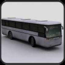 Bus Parking 3D dvd cover