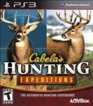 Cabela's Hunting Expeditions cd cover 