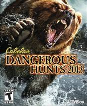Cabela's Dangerous Hunts 2013 poster