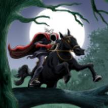 The Legend of Sleepy Hollow dvd cover
