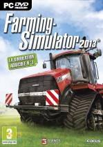 Farming Simulator 2013 dvd cover