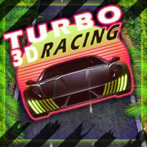 Turbo 3D Racing dvd cover