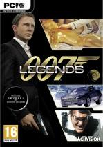 007 Legends poster