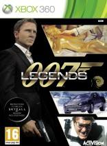 007 Legends dvd cover