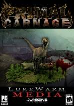 Primal Carnage dvd cover