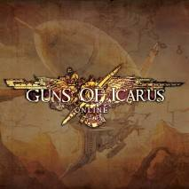Guns of Icarus Online dvd cover