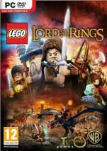 LEGO The Lord of the Rings dvd cover