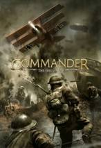 Commander The Great War dvd cover