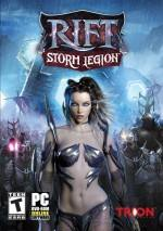 Rift: Storm Legion dvd cover