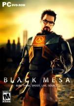 Black Mesa dvd cover