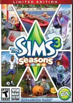 The Sims 3 Seasons dvd cover