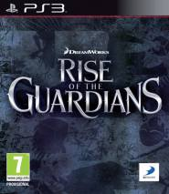 Rise of the Guardians cd cover