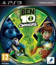 Ben 10: Omniverse cd cover