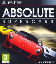 Absolute Supercars dvd cover