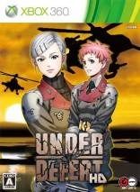 Under Defeat HD dvd cover