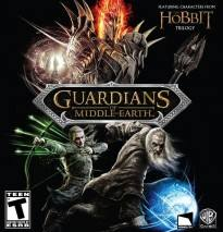 Guardians of Middle-Earth dvd cover