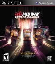 Midway Arcade Origins cd cover