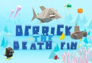 Derrick the Deathfin cd cover 
