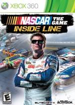 NASCAR The Game: Inside Line dvd cover