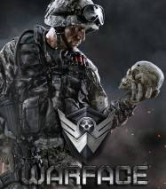Warface dvd cover