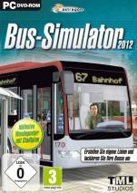 Bus Simulator 2012 dvd cover
