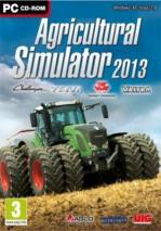 Agricultural Simulator 2013 dvd cover