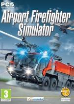 Airport Firefighter Simulator dvd cover