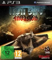 Iron Sky: Invasion dvd cover