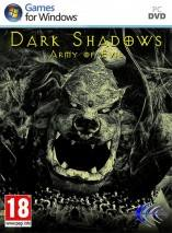 Dark Shadows - Army of Evil dvd cover